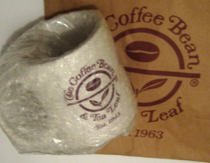 Coffee Bean & Tea Leaf Original Mug